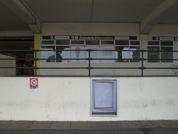 Frame # 3. Plymouth Bretonside Bus Station. August 2016